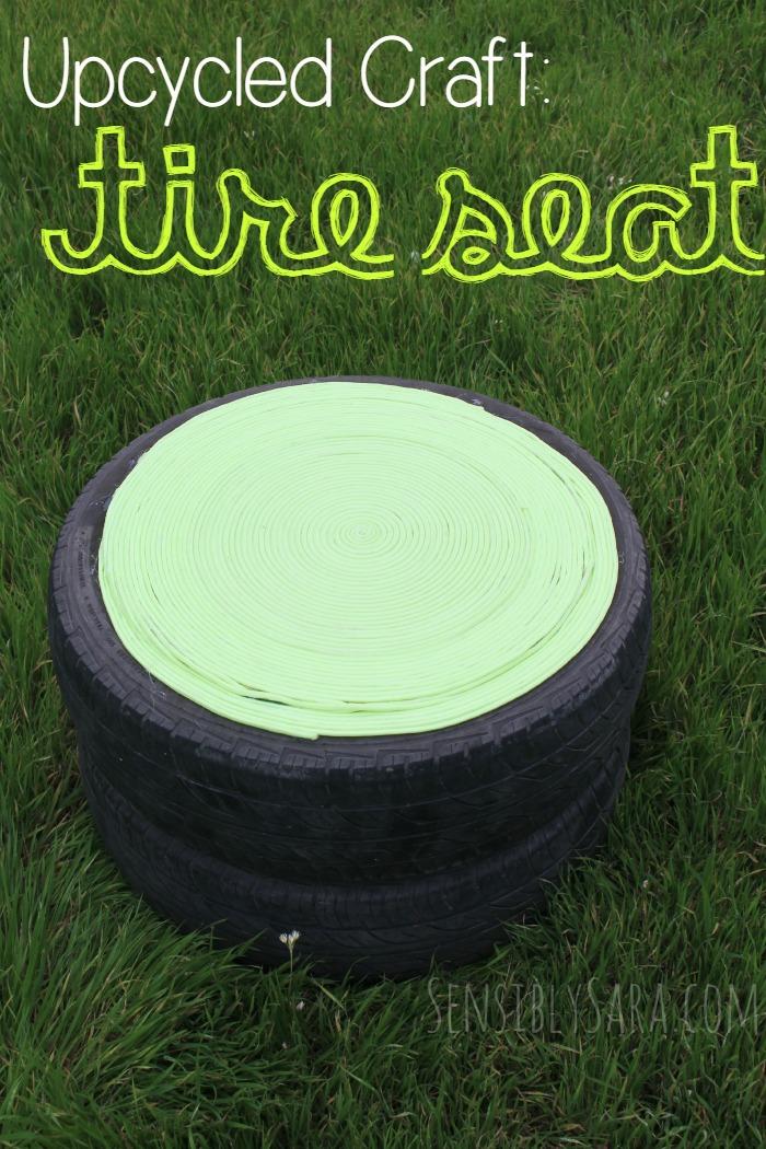 Tire Seat | SensiblySara.com