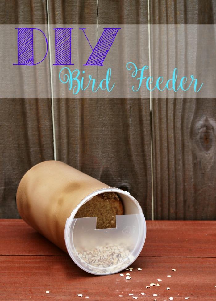 DIY Bird Feeder | SensiblySara.com
