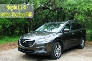 Camping with the 2015 Mazda CX-9 Grand Touring FWD