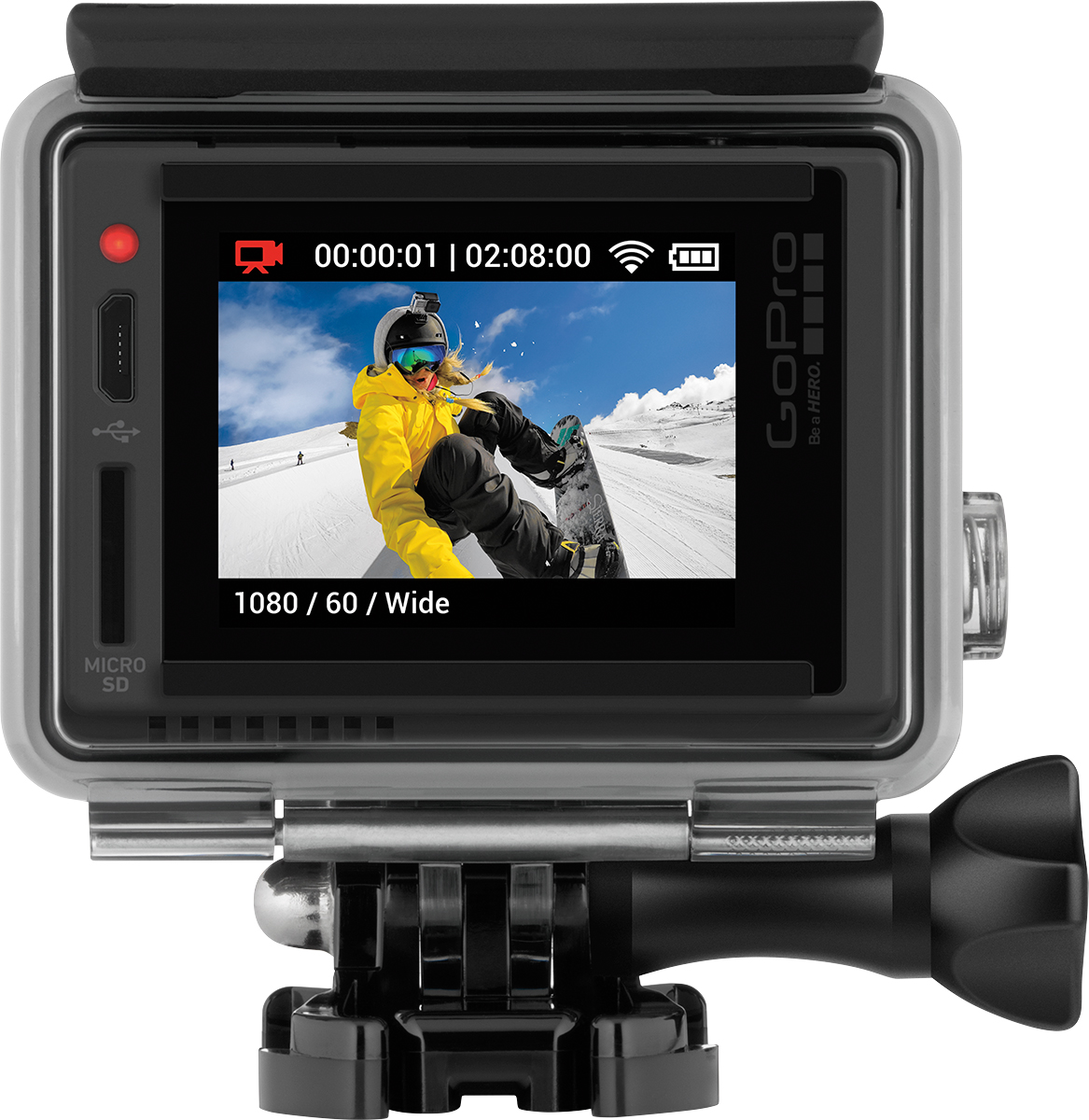 GoPro HERO+ LCD Launch at Best Buy! #ad #GoProatBestBuy