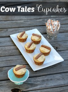 Kids in the Kitchen: Cow Tales Cupcakes {and a #Giveaway}