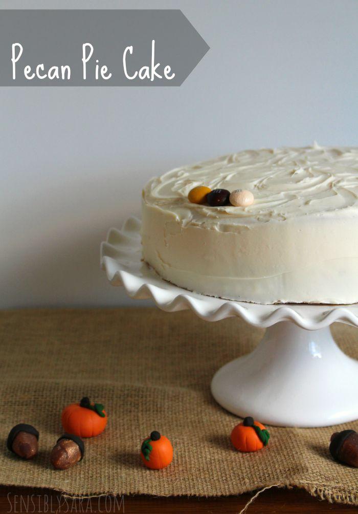 Walmart Pumpkin Cake Recipe