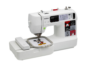 The Disney Embroidery Machine: Brother PE 540D