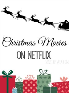 13 Christmas Movies on Netflix #StreamTeam
