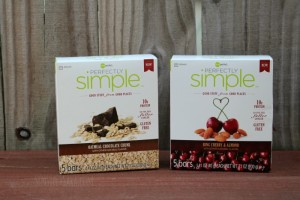 ZonePerfect Perfectly Simple Bars for On-The-Go [AD] #FeelGooder
