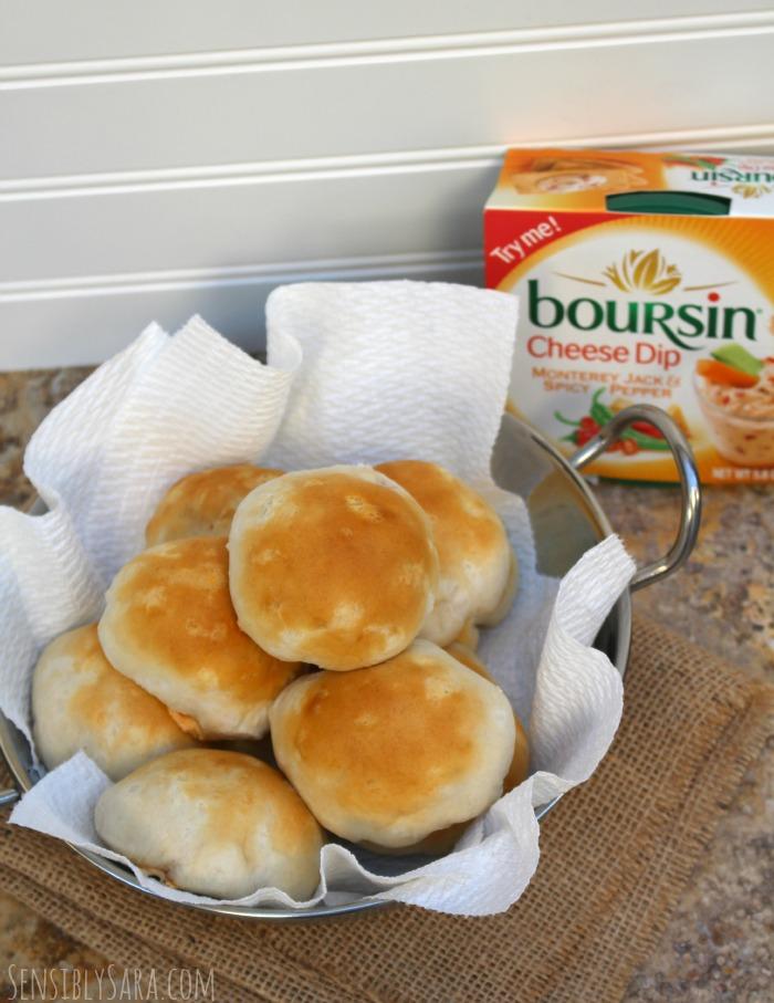 Boursin Cheese Ball Appetizer Ad Loveboursin