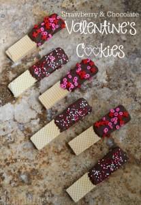 Kids in the Kitchen: Valentine's Cookies