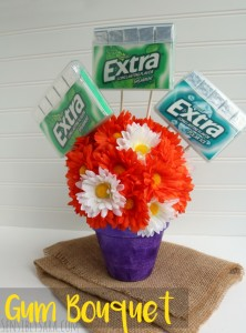 How to Make a Gum Bouquet [AD] #GiveExtraGetExtra #Target