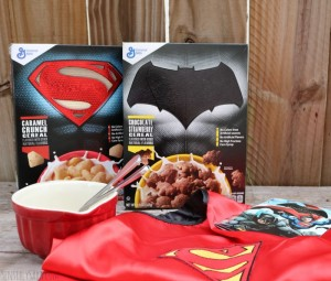 Show Your Super Hero Allegiance with #SuperHeroesCereal [AD]