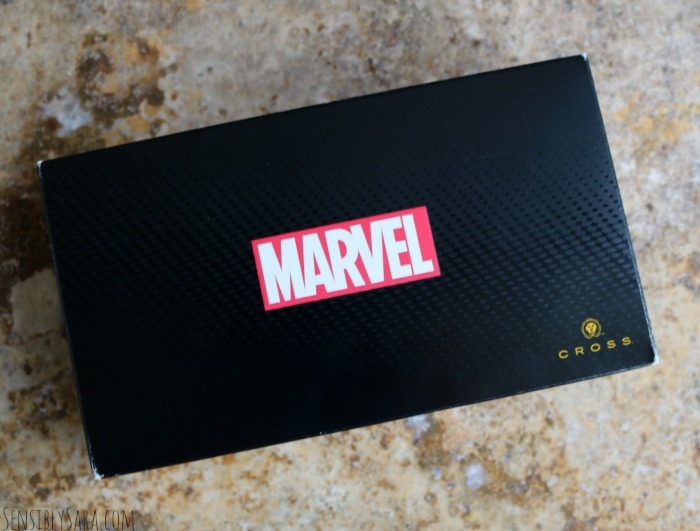 CROSS Marvel Pens | SensiblySara.com