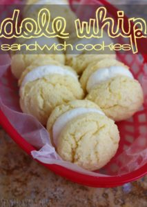 Dole Whip Sandwich Cookies {#Recipe}