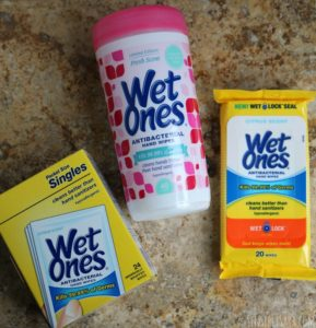 Clean the Messiest Kid In America with Wet Ones® Hand Wipes #WishIHadaWetOnes