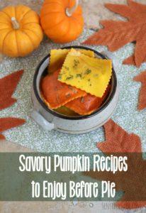 10 Savory Pumpkin Recipes to Enjoy Before Pie