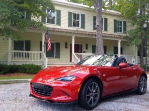 Active Lifestyle Experience in South Carolina with Mazda #ExploreMazda