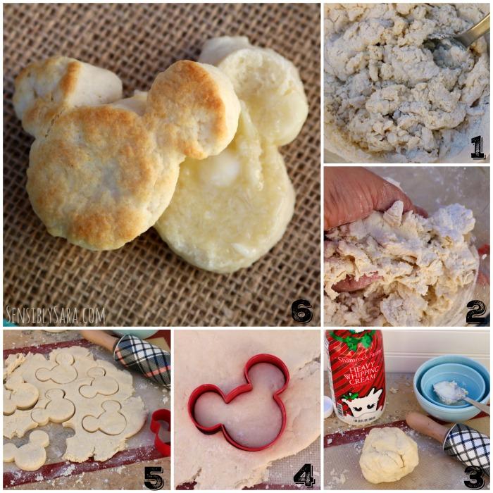 2 Ingredient Biscuits Directions | SensiblySara.com