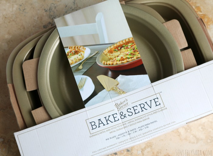 Baker's Secret Bake & Serve | SensiblySara.com