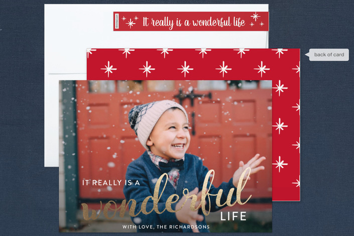 Minted - Wonderful Life