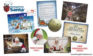 Keep Christmas Magic Alive with PackageFromSanta.com