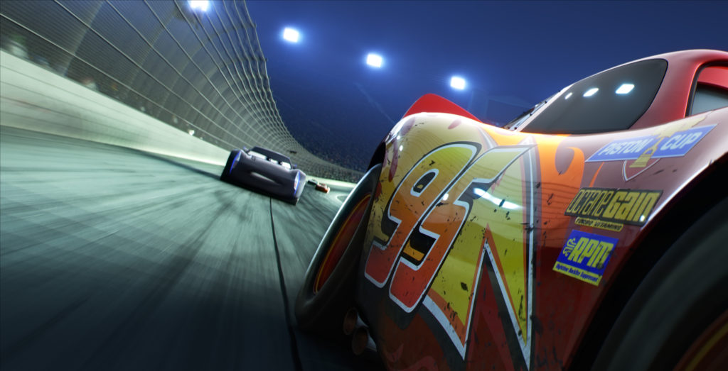 CARS 3 Race Image