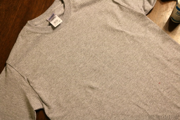 DIY Ugly Christmas Sweater Step 1 | SensiblySara.com
