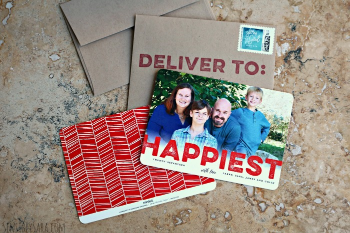 Minted.com Happiest Wishes Cards | SensiblySara.com
