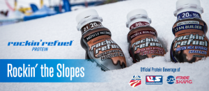 Rockin' Refuel Protein Beverage & Rockin' the Slopes Sweepstakes