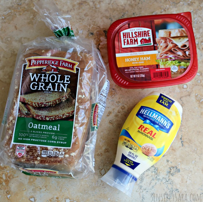 Egg Salad Ingredients | SensiblySara.com