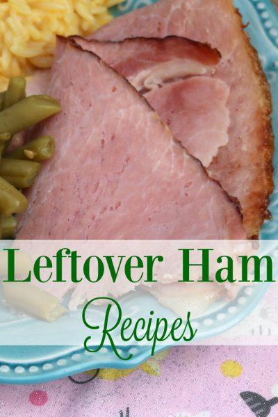Leftover Ham Recipes | SensiblySara.com