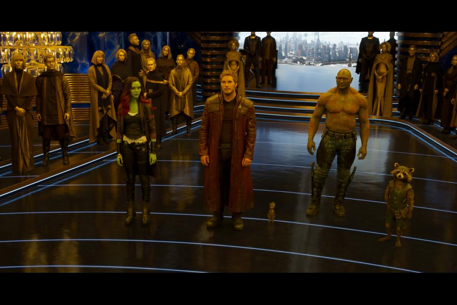 Guardians of the Galaxy Vol. 2 Characters