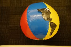 Beach Ball Continents – Geography for Preschoolers