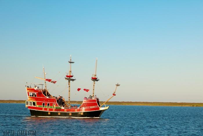 Red Dragon Pirate Cruises | SensiblySara.com