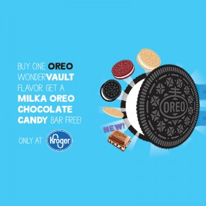 OREO Deal at Kroger [AD] #EnterTheWonderVault