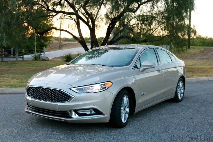 2017 Ford Fusion | SensiblySara.com