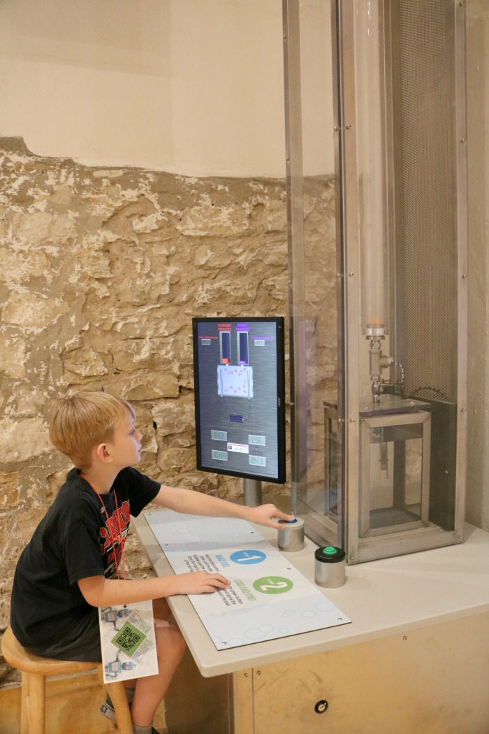 Science Mill Exhibit | SensiblySara.com