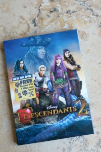 THE DESCENDANTS 2 is Available on DVD Today!