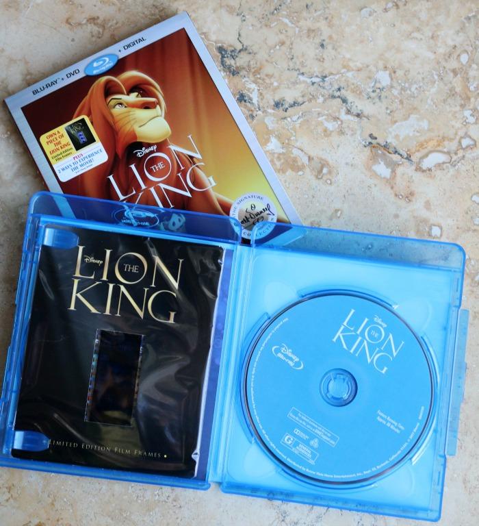 Disney's The Lion King Joins The Walt Disney Signature