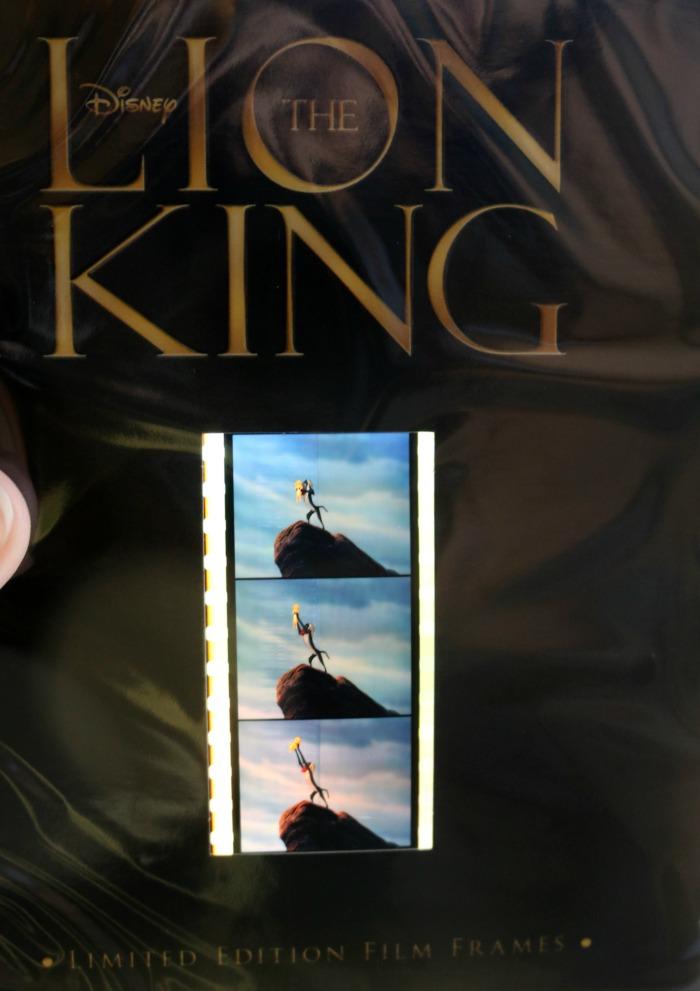 The Lion King Film Frames | SensiblySara.com