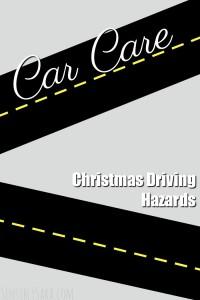 Christmas Driving Hazards