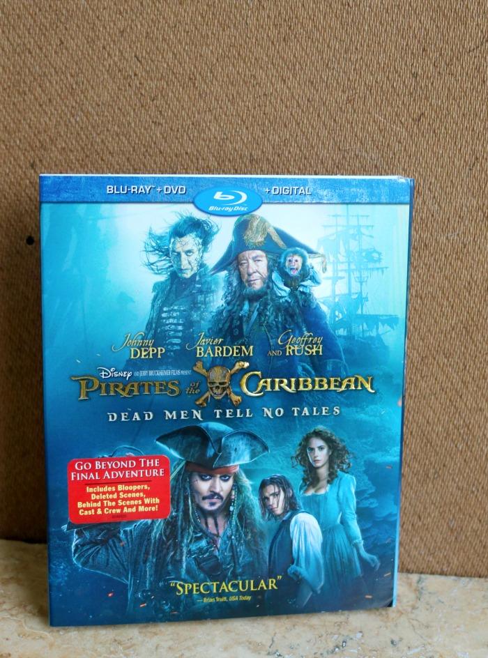 Pirates of the Caribbean: Dead Men Tell No Tales | SensiblySara.com