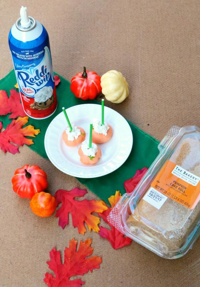 Pumpkin Cake Pops | SensiblySara.com
