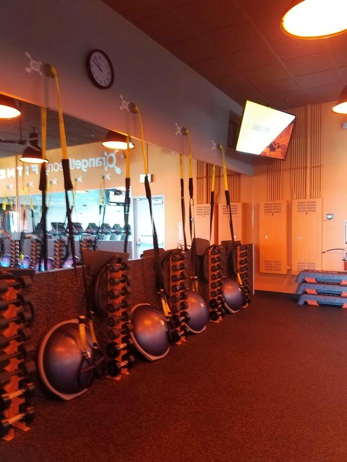 Orangetheory Fitness Weights   SensiblySara.com