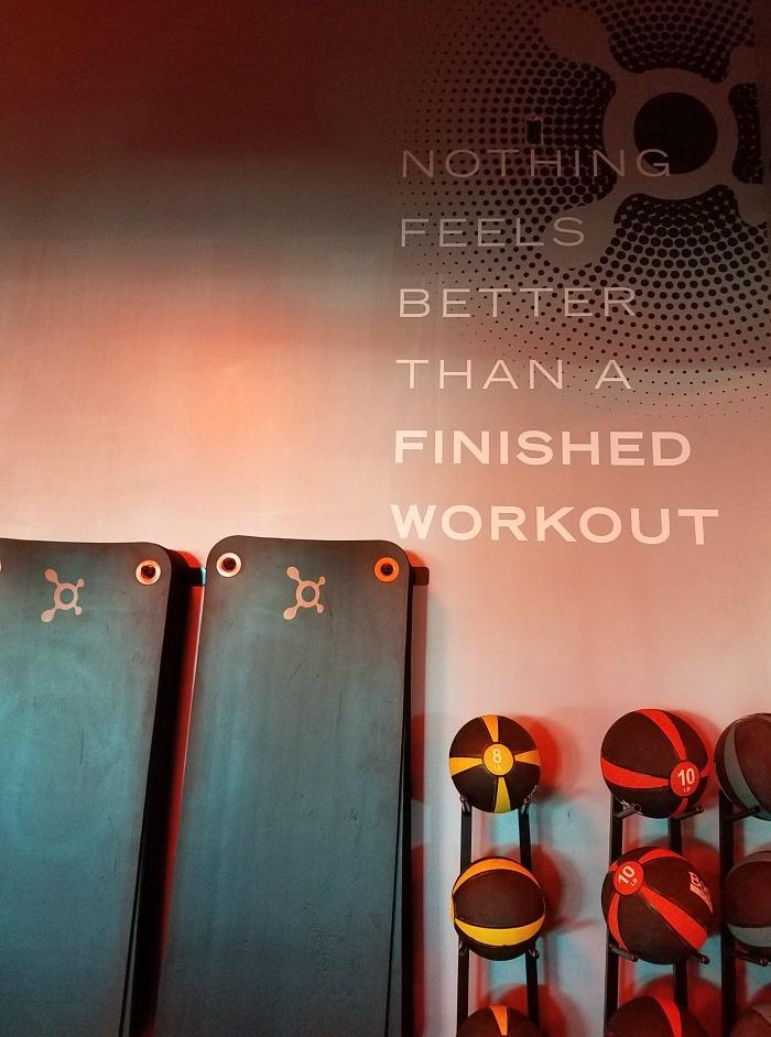 Orangetheory Fitness Quote | SensiblySara.com