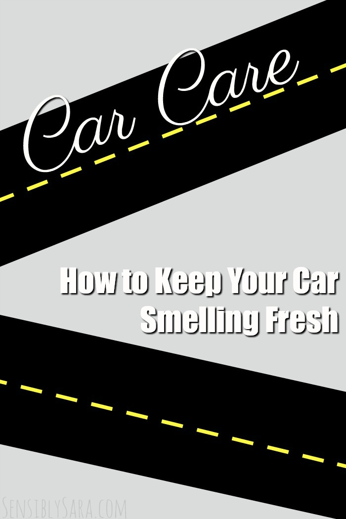 How to Keep Your Car Smelling Fresh