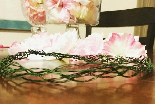 DIY Flower Crown - Step 4 | SensiblySara.com