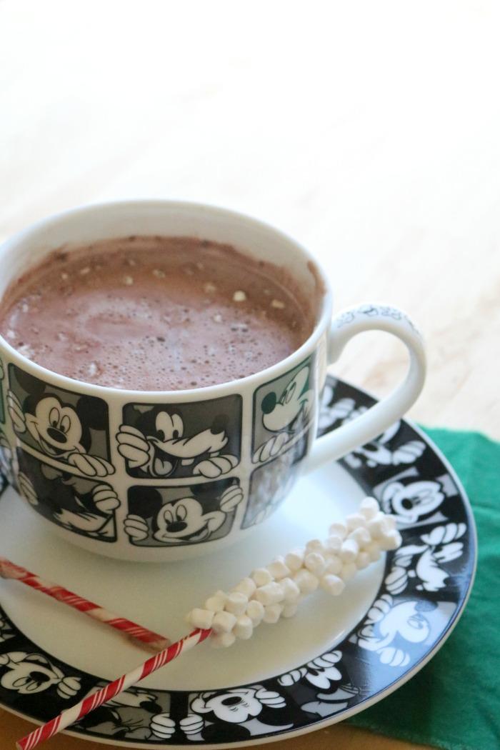 Hot Chocolate Marshmallow Stirrers   SensiblySara.com
