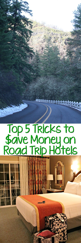 Save Money on Road Trip Hotels   SensiblySara.com