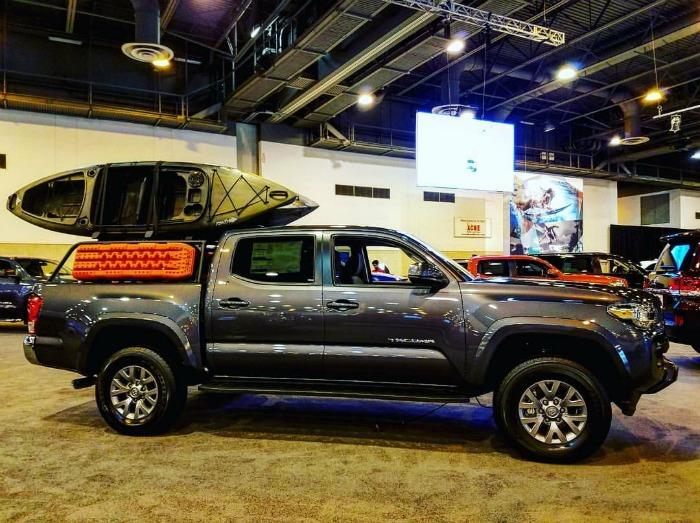 Toyota at the Houston Auto Show