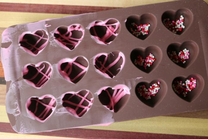 Peanut Butter Hearts Step 2 | SensiblySara.com