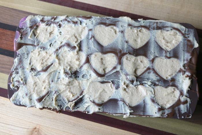 Peanut Butter Hearts Step 8 | SensiblySara.com
