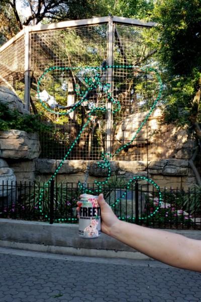 San Antonio Zoo Fundraiser Zoo La-La | SensiblySara.com